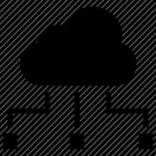 cloud computing, cloud information, cloud network, cloud technology, digital cloud icon