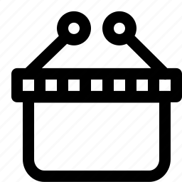 bag, basket, cart, ecommerce, online, shop, shopping icon