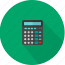 business, calculator, math icon