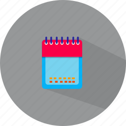 business, date, schedule icon