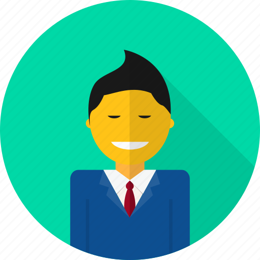 Business, employee, male icon - Download on Iconfinder