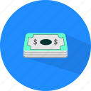 business, earning, money, saving icon