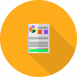 business, document, file, paper icon