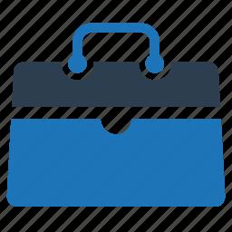 bag, briefcase, office, portfolio, suitcase icon