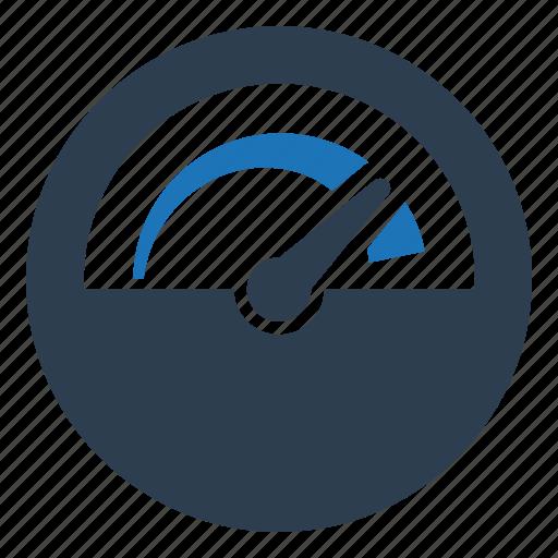 performance, productivity, speed, speedometer icon