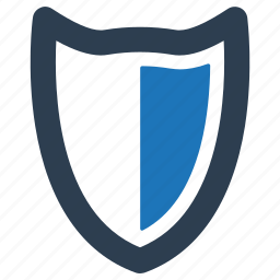 insurance, protection, secure, security, shield icon