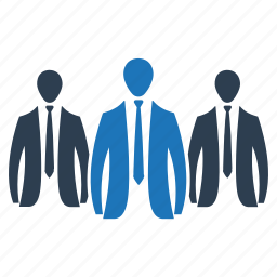 business, leader, team, teamwork, users icon