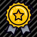 achievement, award, ribbon, champion, success, trophy, winner