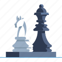 chess, decision, game, plan, strategic, strategy icon
