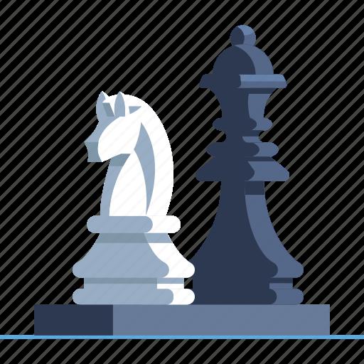 chess, decision, game, plan, strategic, strategy icon