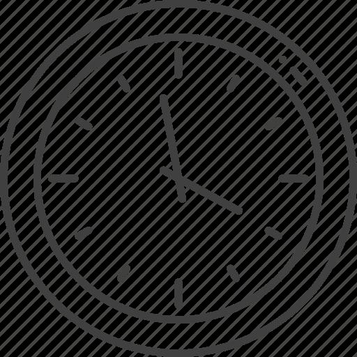 chronometer, clock, countdown, deadline, hour, minute, time icon