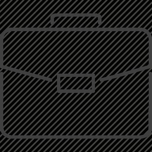 bag, baggage, briefcase, business, portfolio, suitcase icon