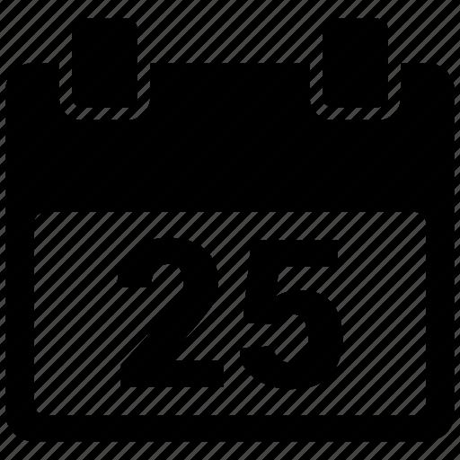 calander, date, month, schedule icon