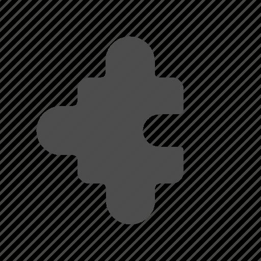 business, idea, plan, puzzle icon
