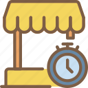 business, market, start, start up, startup, timing icon