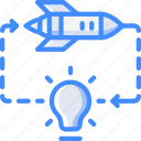 business, innovation, start, start up, startup icon