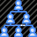 business, start, start up, startup, structure, team icon