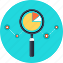 ads, analysis, analytics, business, business markting, chart, digital business, digital marketing, meeting, online business, online team, pie, statistics icon
