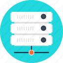 business, business plan, data, data storage, download, load, loading, online, online storage, server, share, sharing, storage, upload icon