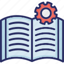 artificial intelligence, book, cog, education, machine learning