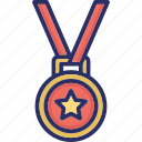 ability, badge, capacity, competence, premium