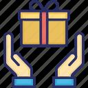 altruism, benefactor, charity, donation, gift