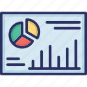analysis, infographic, pie graph, scoreboard, scorecard