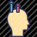 brain, development, head, mind, mindset