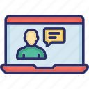 chat bubble, communication, online consulting, speaking, talking