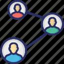 collaboration, management, organization, team, workforce organization