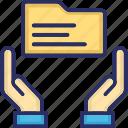 folder, important, most important task, task, urgent