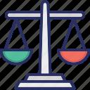 balance scale, court, fairness, justice scale, law