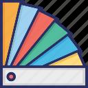 catalogue, color swatch, colors chart, palette, pantone
