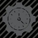 clock, cogwheel, deadline, managment, time, timemanagment
