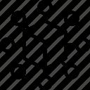 product, distribution, distribute, parcel icon