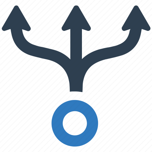 business goal, seo strategy icon