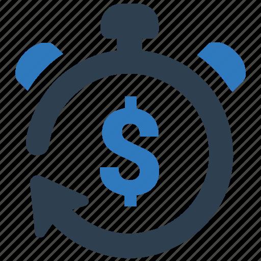 budget, risk evaluation icon