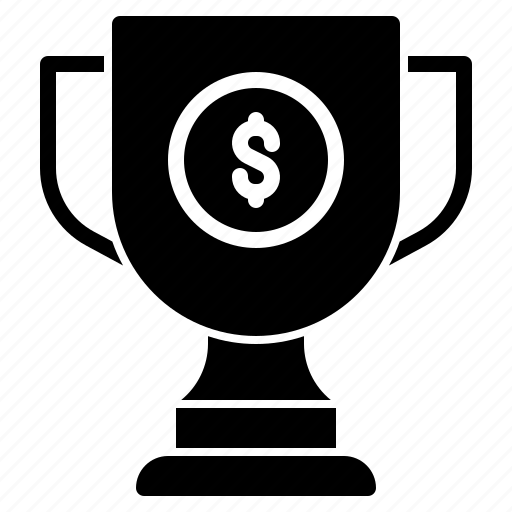 award, business, champion, finance, goal, strategy, trophy icon