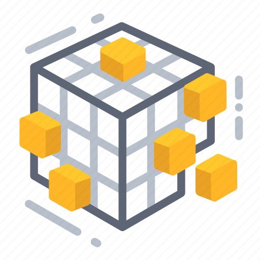 business, complex, process, puzzle, solution, strategy, tactics icon