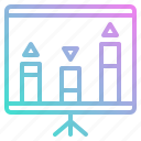 analysis, analytics, bar, business, data, graph, stat icon
