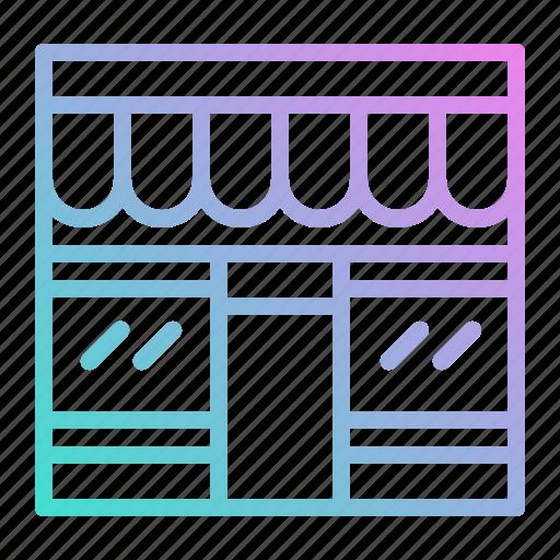 commerce, online, shop, shopper, shopping, store icon