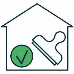 approve, approved mortgage, home, house, mortgage icon