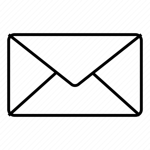 contact, email, envelope, letter, mail, marketing, message icon
