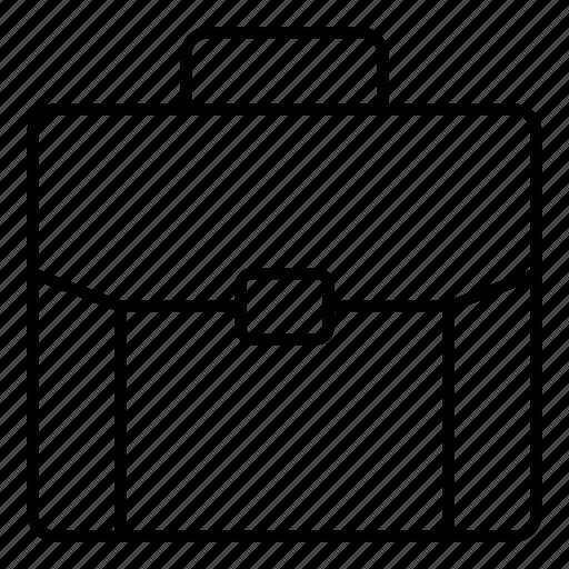 bag, briefcase, business, case, gallery, portfolio, portfolioicon icon