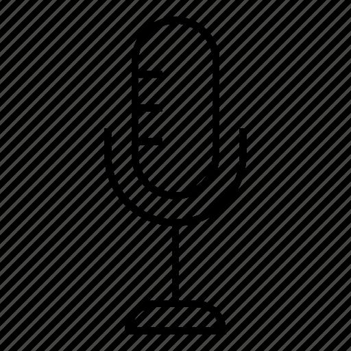 audio, mic, microphone, music, recording, singing, sound icon