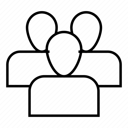 business, businessteam, group, people, team, users icon