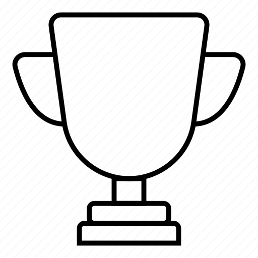 award, champion, cup, prize, trophy, win, winner icon
