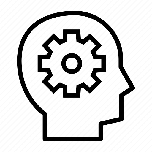 advancement, development, evolution, idea, method thinking icon
