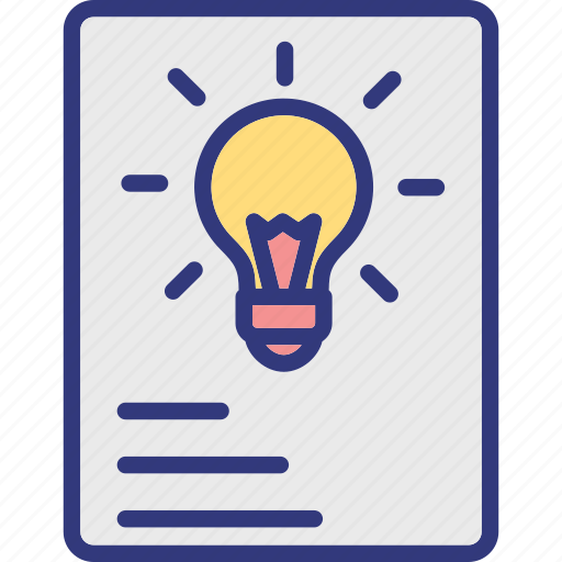 feedback, idea rating process, idea sheet, rating sheet icon