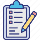 contract, job contract, payment plan, work contract icon
